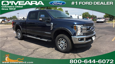 2018 F-250 Crew Cab 4x4,  Pickup #JEB51229 - photo 1