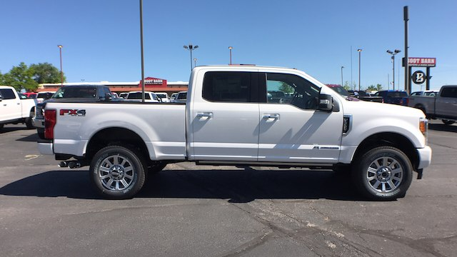 2018 F-350 Crew Cab 4x4,  Pickup #JEC24743 - photo 8