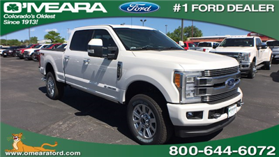 2018 F-350 Crew Cab 4x4,  Pickup #JEC24743 - photo 1