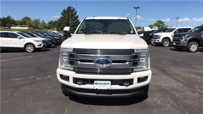 2018 F-350 Crew Cab 4x4,  Pickup #JEC24743 - photo 3