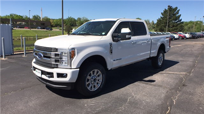 2018 F-350 Crew Cab 4x4,  Pickup #JEC24743 - photo 4