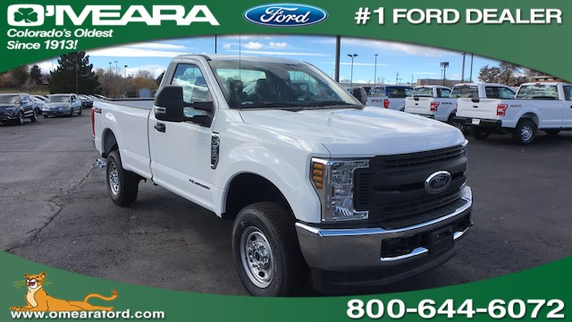2018 F-250 Regular Cab 4x4,  Pickup #JEC26638 - photo 1