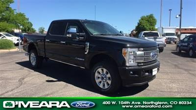 2018 F-350 Crew Cab 4x4,  Pickup #JEC40732 - photo 1