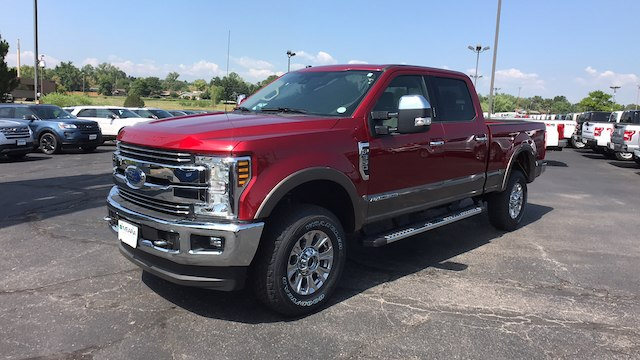 2018 F-350 Crew Cab 4x4,  Pickup #JEC57730 - photo 4