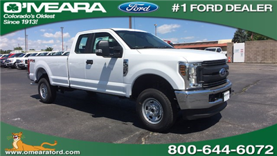 2018 F-250 Super Cab 4x4,  Pickup #JEC63365 - photo 1