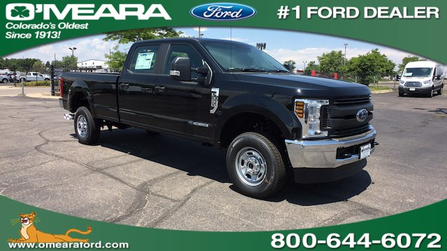 2018 F-350 Crew Cab 4x4,  Pickup #JEC78973 - photo 1