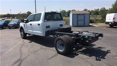 2018 F-350 Crew Cab DRW 4x4,  Cab Chassis #JED00713 - photo 6