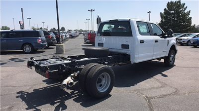 2018 F-350 Crew Cab DRW 4x4,  Cab Chassis #JED00713 - photo 2