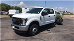 2018 F-350 Crew Cab DRW 4x4,  Cab Chassis #JED00713 - photo 4