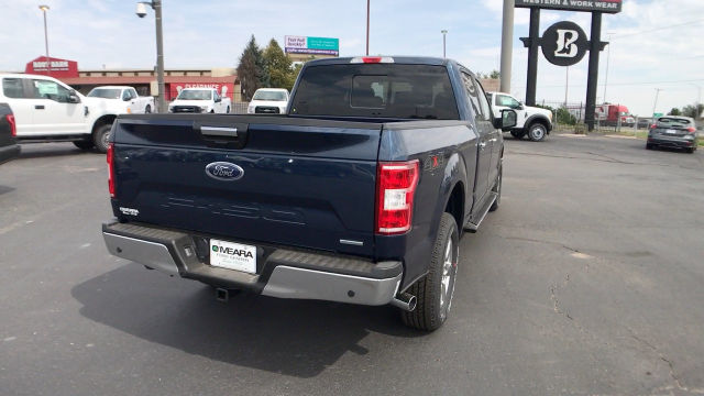 2018 F-150 Crew Cab 4x4 Pickup #JFA17448 - photo 24