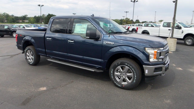 2018 F-150 Crew Cab 4x4 Pickup #JFA17448 - photo 31