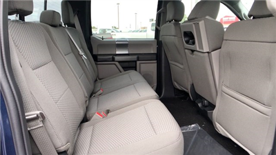 2018 F-150 Crew Cab 4x4 Pickup #JFA17448 - photo 20