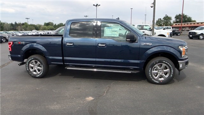 2018 F-150 Crew Cab 4x4 Pickup #JFA17448 - photo 29