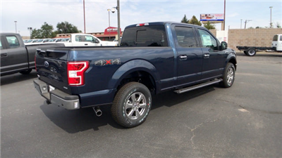 2018 F-150 Crew Cab 4x4 Pickup #JFA17448 - photo 2