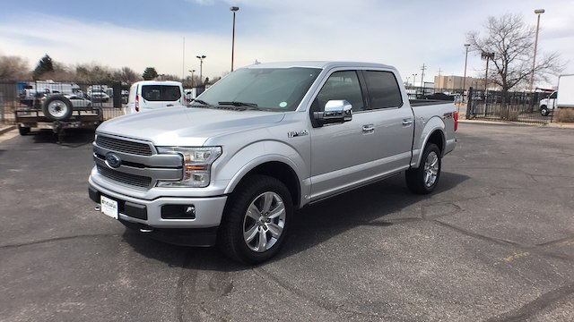2018 F-150 SuperCrew Cab 4x4, Pickup #JFA95546 - photo 4