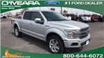 2018 F-150 SuperCrew Cab 4x4, Pickup #JFA95546 - photo 1