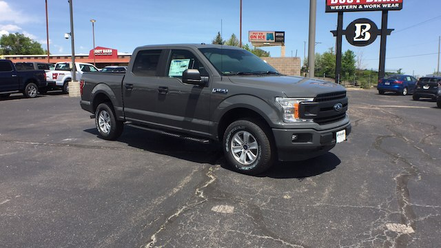 2018 F-150 SuperCrew Cab 4x4,  Pickup #JFB28567 - photo 7