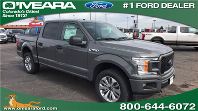 2018 F-150 SuperCrew Cab 4x4, Pickup #JFB58744 - photo 1