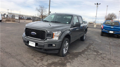 2018 F-150 SuperCrew Cab 4x4, Pickup #JFB58744 - photo 4