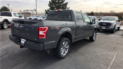 2018 F-150 SuperCrew Cab 4x4, Pickup #JFB58744 - photo 2