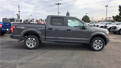 2018 F-150 SuperCrew Cab 4x4, Pickup #JFB58744 - photo 9
