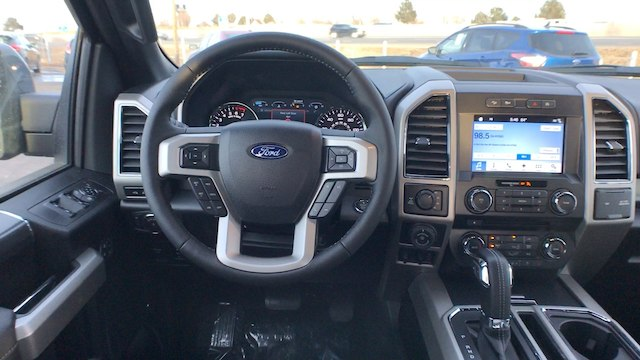 2018 F-150 SuperCrew Cab 4x4, Pickup #JFB71252 - photo 27