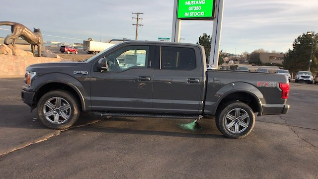 2018 F-150 Crew Cab 4x4, Pickup #JFB71252 - photo 5