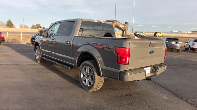 2018 F-150 SuperCrew Cab 4x4, Pickup #JFB71252 - photo 6