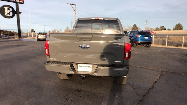 2018 F-150 Crew Cab 4x4, Pickup #JFB71252 - photo 7