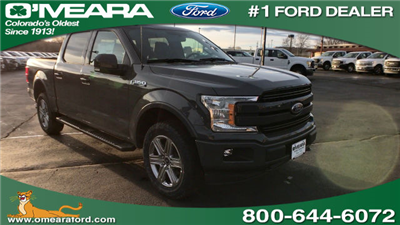 2018 F-150 Crew Cab 4x4, Pickup #JFB71252 - photo 1
