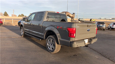 2018 F-150 Crew Cab 4x4, Pickup #JFB71252 - photo 6