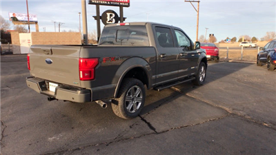 2018 F-150 SuperCrew Cab 4x4, Pickup #JFB71252 - photo 2