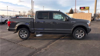 2018 F-150 SuperCrew Cab 4x4, Pickup #JFB71252 - photo 9