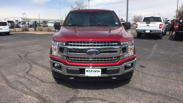 2018 F-150 Super Cab 4x4, Pickup #JFC44291 - photo 3