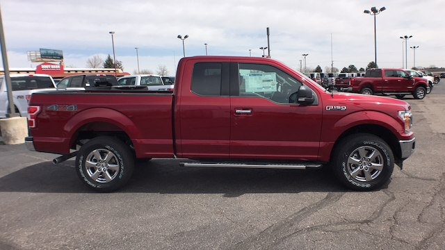2018 F-150 Super Cab 4x4, Pickup #JFC44291 - photo 8