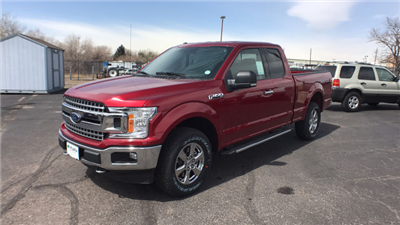 2018 F-150 Super Cab 4x4, Pickup #JFC44291 - photo 4