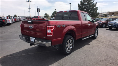 2018 F-150 Super Cab 4x4, Pickup #JFC44291 - photo 2