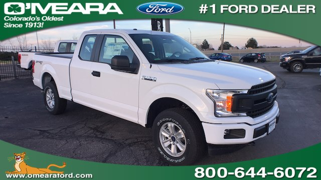 2018 F-150 Super Cab 4x4, Pickup #JFC44292 - photo 1