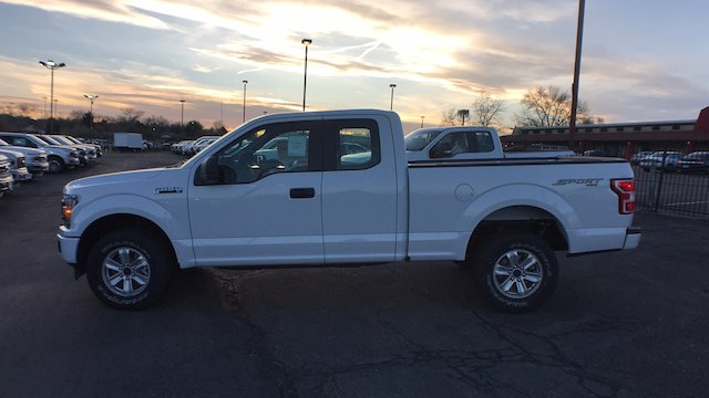 2018 F-150 Super Cab 4x4, Pickup #JFC44292 - photo 5