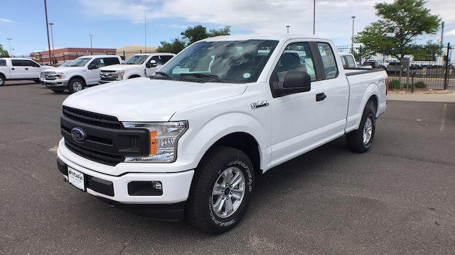 2018 F-150 Super Cab 4x4, Pickup #JFC44293 - photo 4