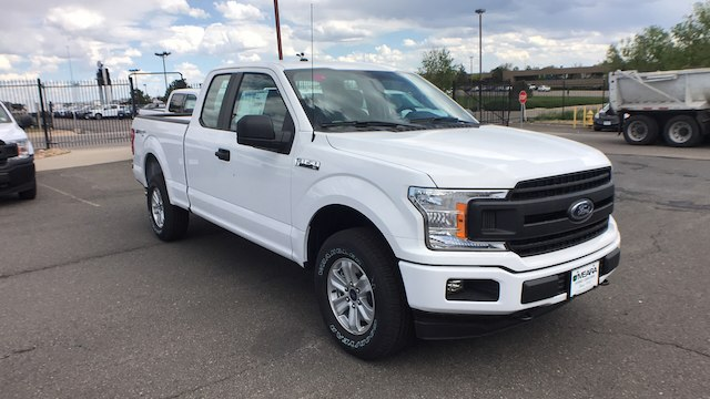 2018 F-150 Super Cab 4x4, Pickup #JFC44293 - photo 9