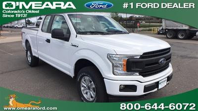 2018 F-150 Super Cab 4x4, Pickup #JFC44293 - photo 1