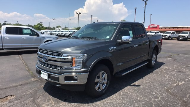 2018 F-150 SuperCrew Cab 4x4,  Pickup #JFC54174 - photo 4
