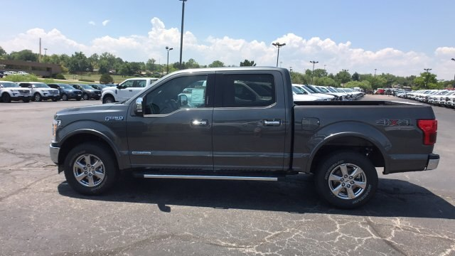 2018 F-150 SuperCrew Cab 4x4,  Pickup #JFC54174 - photo 5