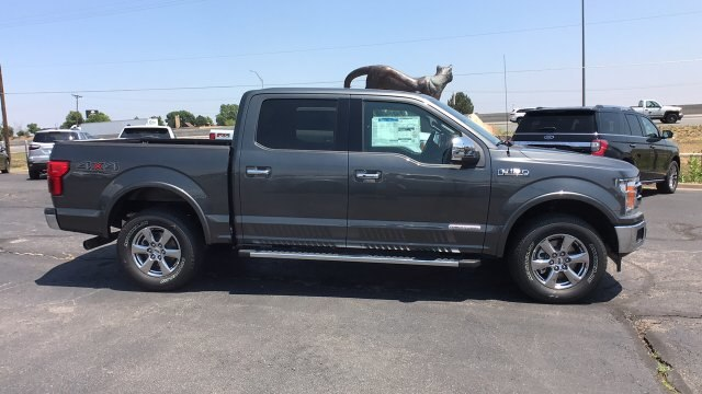 2018 F-150 SuperCrew Cab 4x4,  Pickup #JFC54174 - photo 8