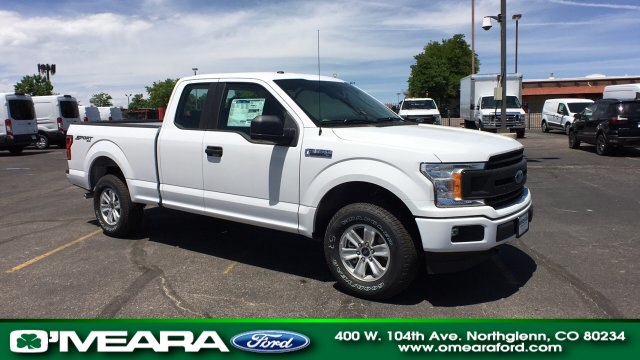 2018 F-150 Super Cab 4x4,  Pickup #JFC54177 - photo 1