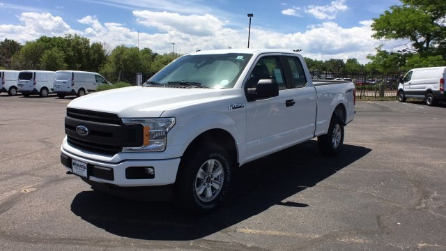 2018 F-150 Super Cab 4x4,  Pickup #JFC54177 - photo 3