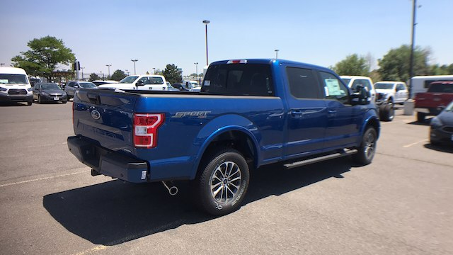 2018 F-150 SuperCrew Cab 4x4,  Pickup #JFD43338 - photo 2