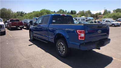 2018 F-150 SuperCrew Cab 4x4,  Pickup #JFD43338 - photo 6
