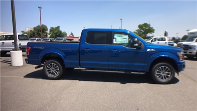 2018 F-150 SuperCrew Cab 4x4,  Pickup #JFD43338 - photo 8